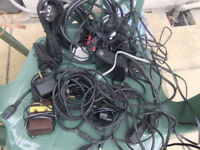 Computer/audio Electric Cables Adapters Plugs Joblot