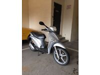 FOR SALE /2007 PIAGGIO LIBERTY 50cc / ONLY £550