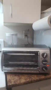 Nice Black and Decker Toaster Oven