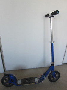 Micro Scooter Flex Blue 200mm wheels for Adults