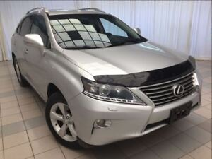 2013 Lexus RX 350 Premium Package: 1 Owner, Leather, Moonroof.