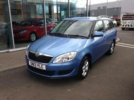 Skoda Fabia Se 1.6tdi cr estate
