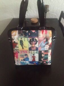 Ladies insulated lunch bag