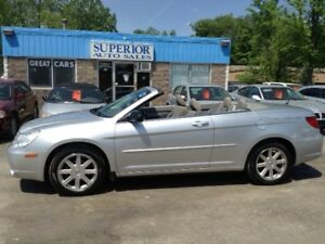 2008 Chrysler Sebring LX Fully Certified! Convertible!