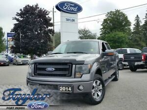 2014 Ford F-150 FX4 *LEATHER* *NAV* *1 OWNER*