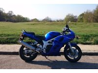 2001 Suzuki SV650s in very good condition with Full Service History