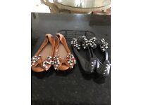 Beautiful Italian designer shoes Meli Melo collection