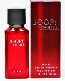 Joop Thrill Man Eau De Toilette 30 ml perfume