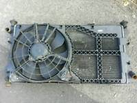 Ford transit mk 6 (2003) radiator and cooling fan £40 o.n.o