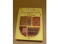 Oriental/Turkish Carpet Book Collection