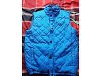 Adidas Originals body warmer, gilet Size M
