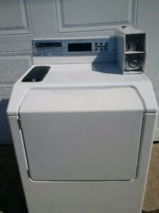 COIN  OPERATED WASHER