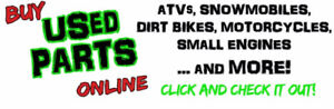 YOUR NEWEST ON-LINE USED PARTS CENTRE IN CANADA