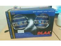 DLAA off road lamp system