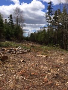 Two + acre Lots for Sale, East River NS