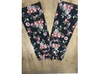 Bnwt size 24 cullotte trousers