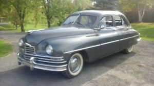 1949 Packard Straight Eight