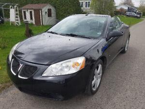 2008 Pontiac G6 Cabriolet 5595$