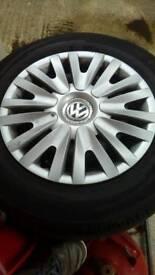 VW Golf Mk6 Wheels