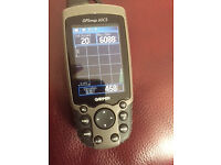 Garmin GPSmap 60CS like new as its never been unused £90