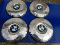 Old set of bmw wheel trims