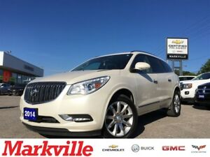 2014 Buick Enclave AWD-1 OWNER-NEW TIRES-NEW BRAKES