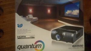 Quantum QX500 HT 3D Projector