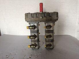 Hydraulic Gear Box