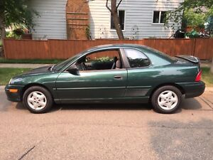 1998 Plymouth Neon $1,800