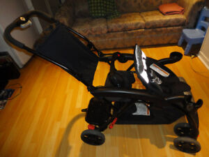 Poussette & Exercise Chaise & Baby Stroller