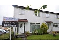 Rarely available 3 bedroom end terraced house