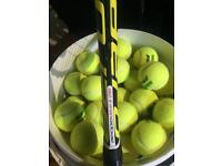 Babolat tennis set