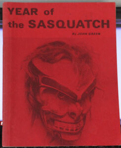 YEAR OF THE SASQUATCH By John Green