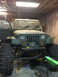 1988 Jeep Wrangler YJ Other