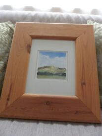 Framed Signed Landscapes ~ Perthshire