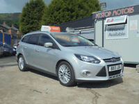 2013 FORD FOCUS 1.6 TDCI ZETEC{ FSH} { SUMMER SALE }