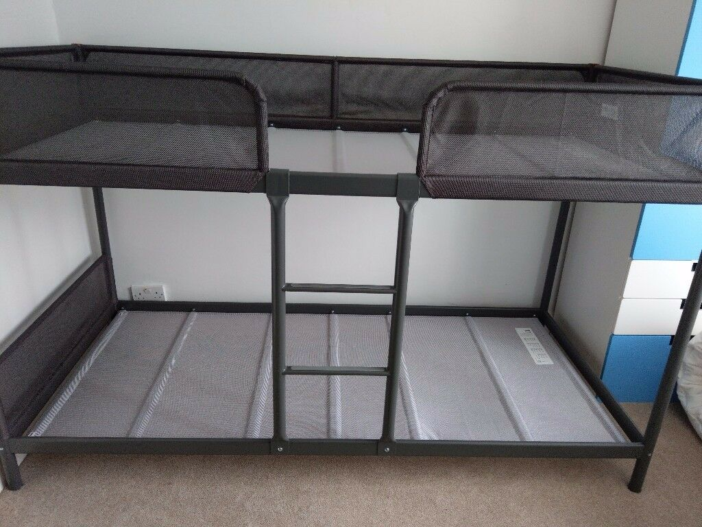 Ikea Bunk Bed Frame Tuffing In Excelent Condition In