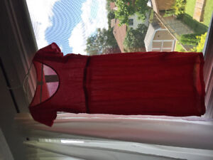 Red Dress from H and M