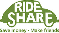 Looking for a ride share . Will pay gas etc .