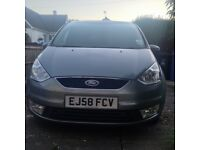 Ford Galaxy Zetec TDCI (58£ a good condition