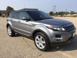 2014 Land Rover Range Rover Evoque Pure Plus SUV, Crossover