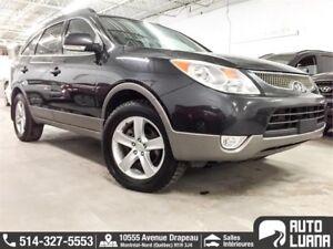 2009 Hyundai Veracruz LIMITED 7 PLACES/AWD/CUIR/TOIT/TRES PROPRE