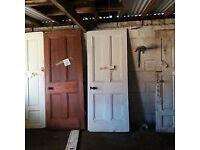 5 Victorian Internal Doors