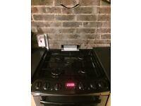 Zanussi Avanti ZCK68200X Dual Fuel Cooker | Stainless Steel