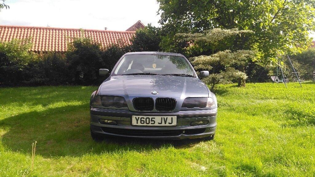 BMW 318I SE 1.8 petrol