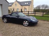 2000 Porsche Boxster 3.2s