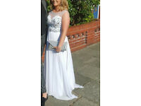 Prom / Bridesmaid Dress - Tiffany size 8