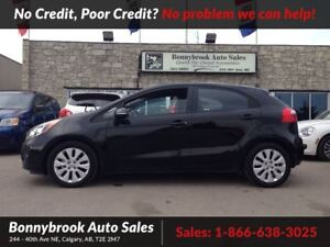 2013 Kia Rio EX low kms only 41747 heated seats p/sunroof