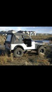 1981 Jeep CJ5 4x4