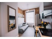 Newly Refurbished Flat, New furniture, Flexible lease, All Bills + Free Wi-Fi, Notting Hill Gate